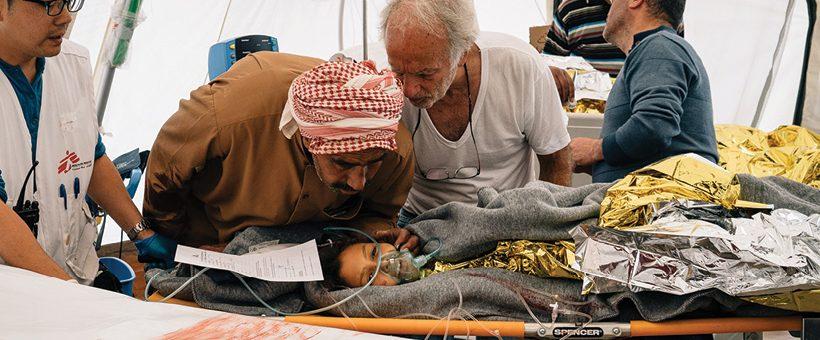 A month in Mosul