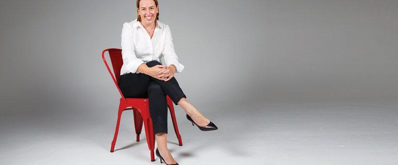 Dr Kathryn Austin: Breaking barriers
