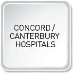 Concord / Canterbury Hospitals