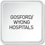 Gosford / Wyong Hospitals