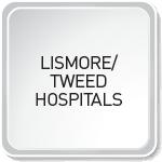 Lismore / Tweed Hospitals