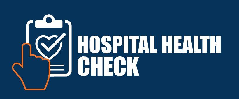 Hospital Health Check 2019