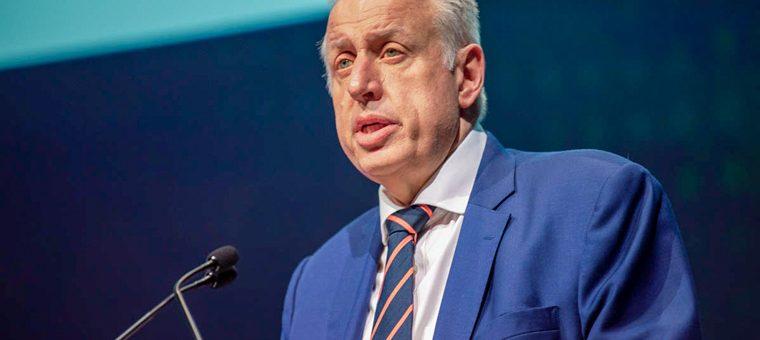 Vale RACGP President Dr Harry Nespolon