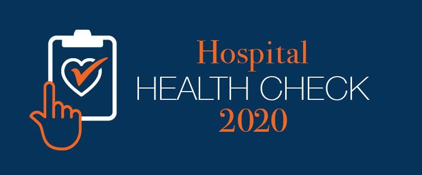Hospital Health Check 2020