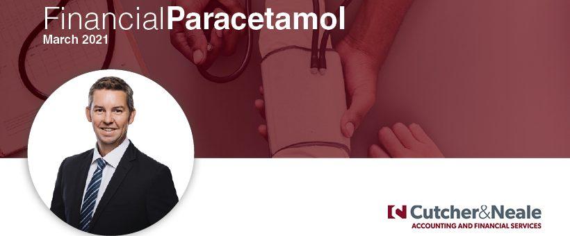 Financial paracetamol