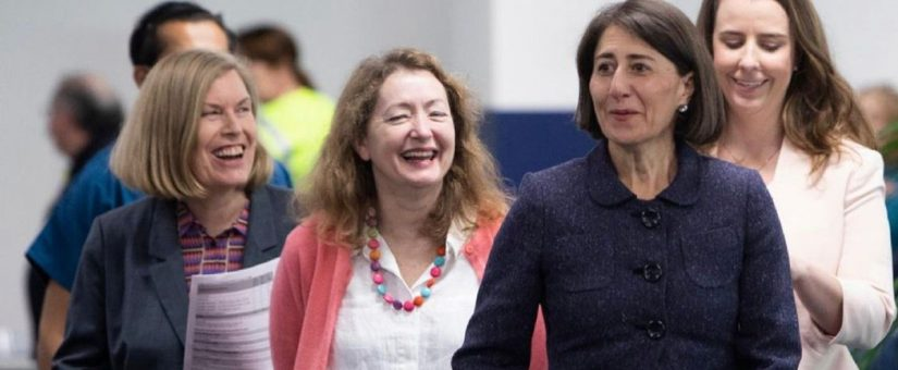 AMA (NSW) recognises Premier Gladys Berejiklian's contributions to health